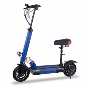 Электросамокат Electric Scooter M4 - Синий